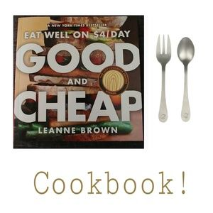 Other - Cookbook - Eating well on $4 per day